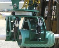 Gater Grapples Dual Pipe Grapple