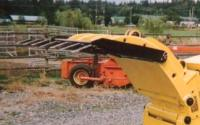 Gater Grapple with Brush Rake option