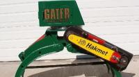 Gater Grapple Saw Attachment